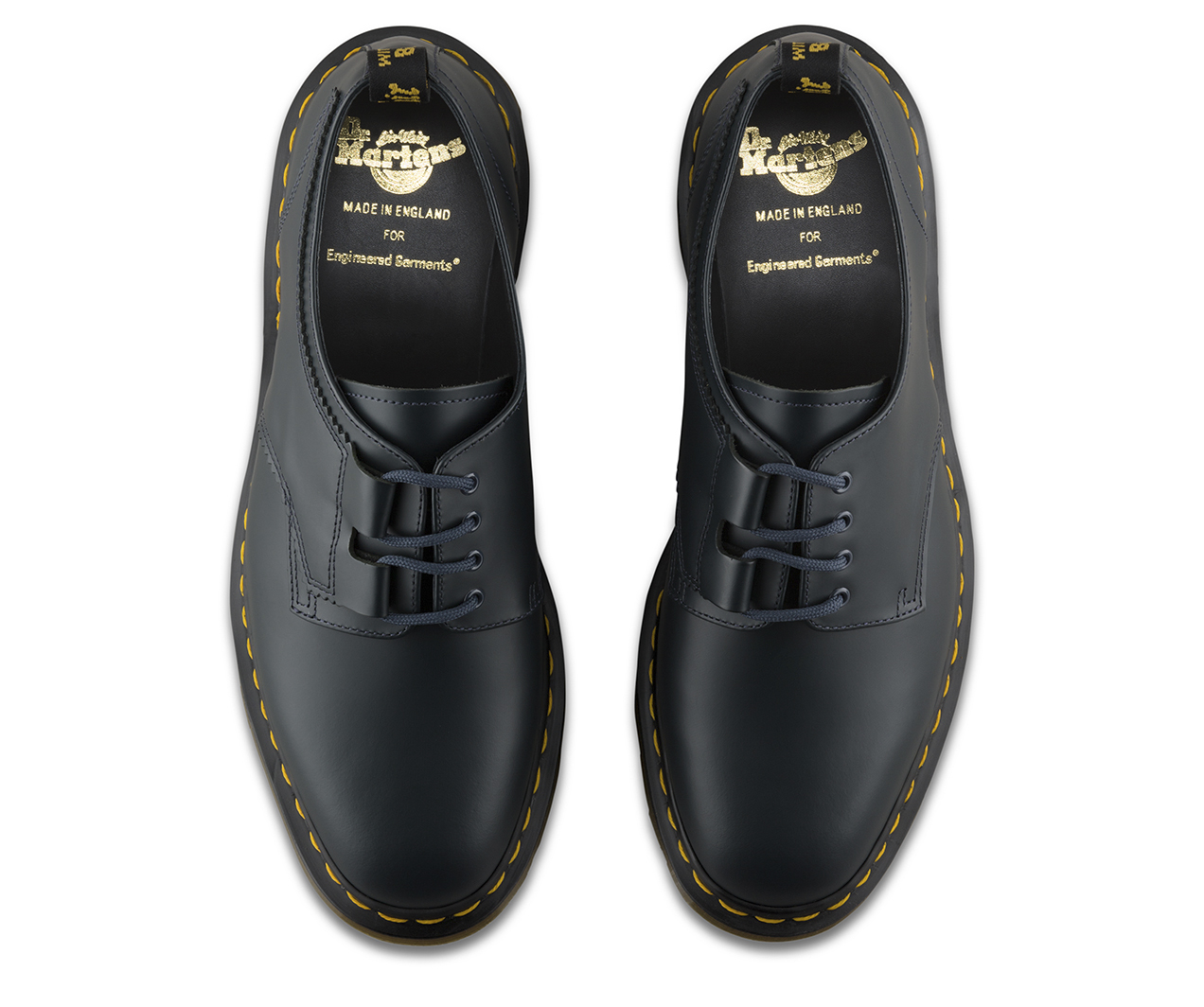 clearance very cheap Engineered Garments + Dr Martens Suede Derby Shoes cheap sale best 2DKGxBN