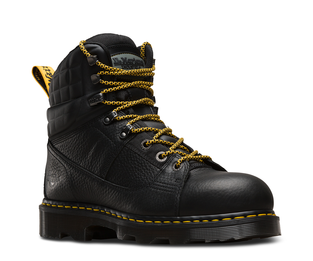 cheap 100% original Men's Dr. Martens Industrial Camber Steel Box Work Boots outlet low price fee shipping cheap cost 0rZxVJ