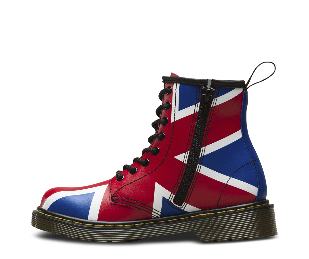 Junior Union Jack 1460 Junior Footwear Official Dr