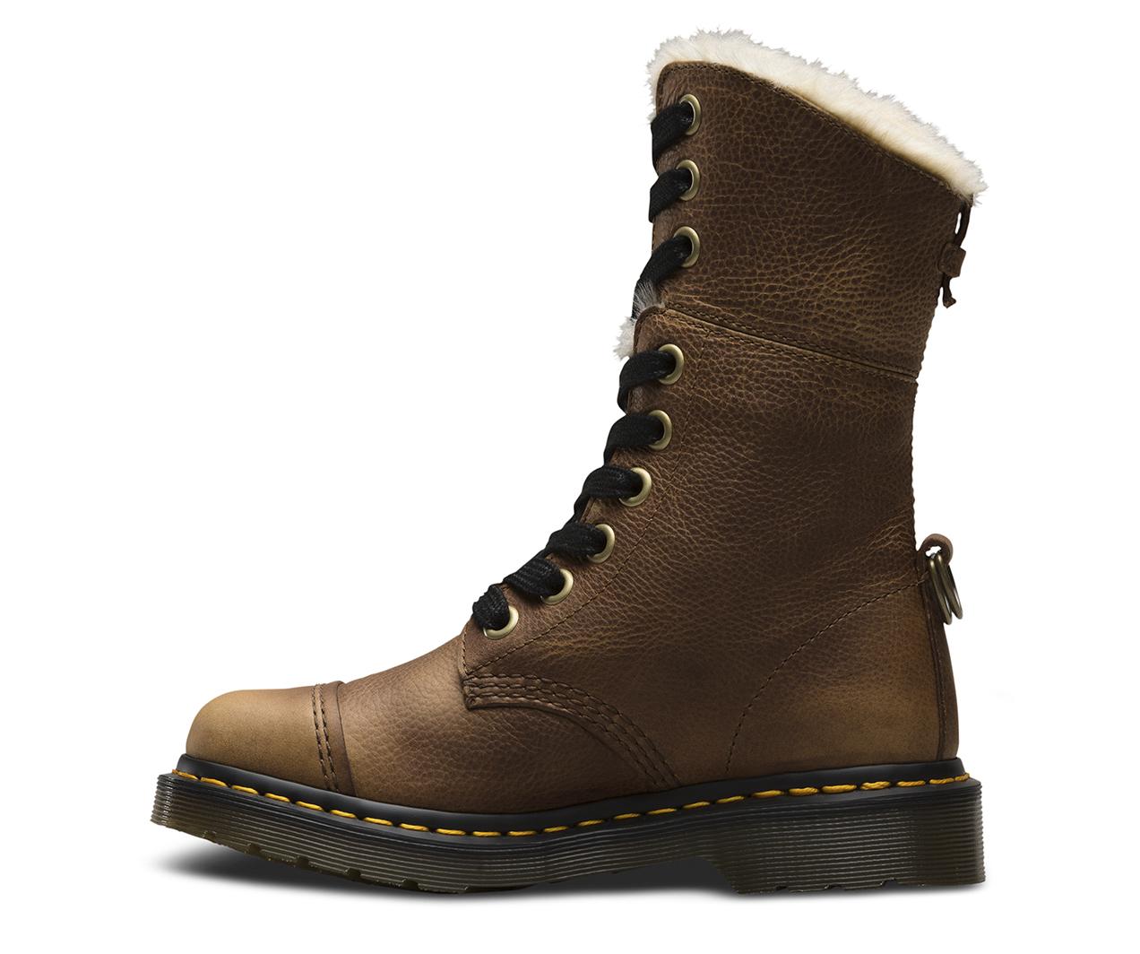 Aimilita FL Tan Grizzly 22693220, Boots - 39 EU Dr. Martens