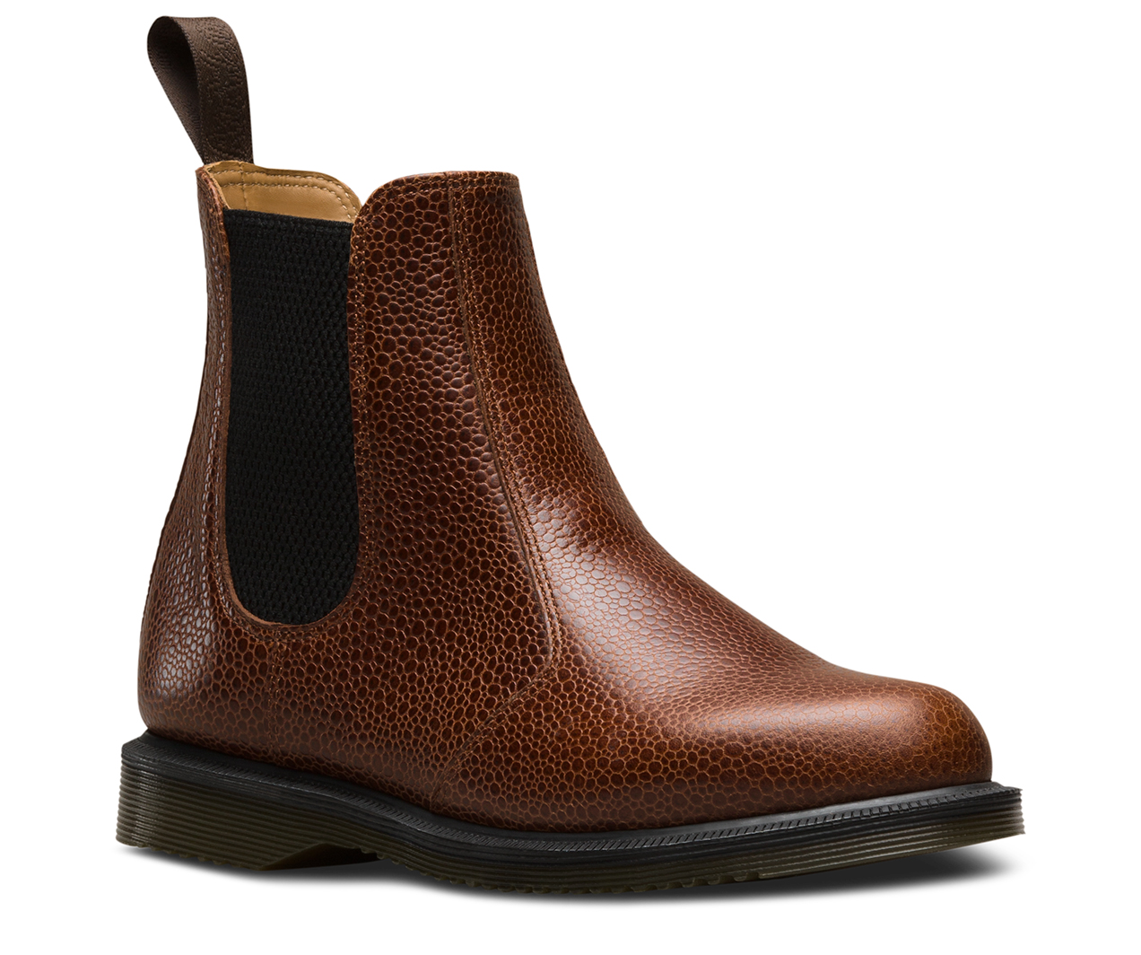Kensington Flora Chestnut Chelsea Boots - Chestnut coastal Dr. Martens Wiki Cheap Online Reliable Cheap Price Real Clearance The Cheapest Factory Price XSibTno