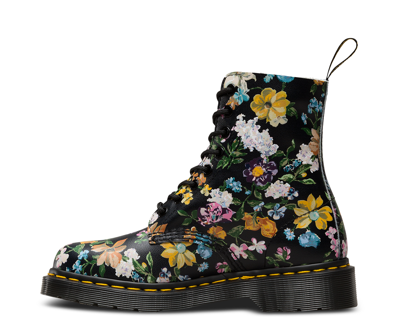 1460 Pascal Darcy Floral Womens Official Dr Martens