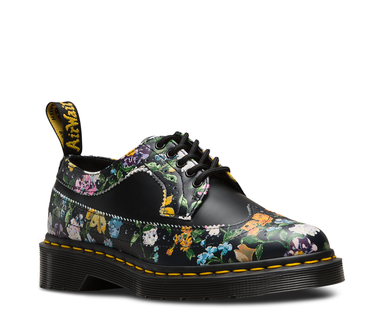 darcy floral 3989 official dr martens store uk. Black Bedroom Furniture Sets. Home Design Ideas