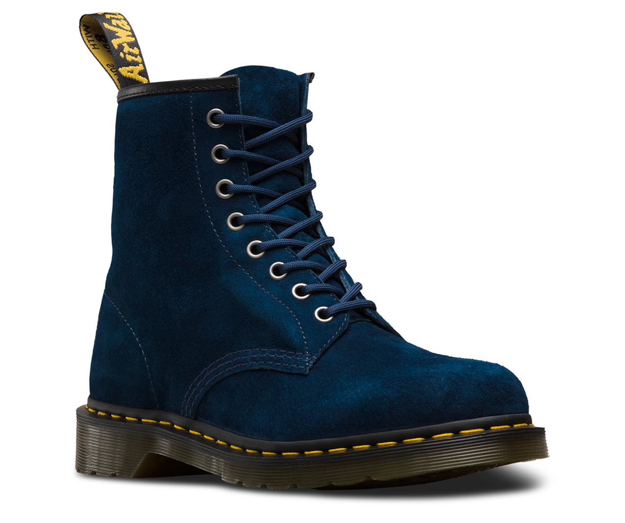 1460 soft buck boots pour homme site officiel dr martens france. Black Bedroom Furniture Sets. Home Design Ideas