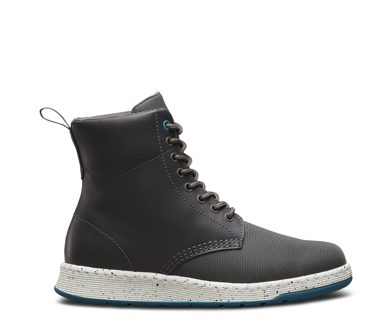 Mens Rigal Cdr Gunmetal Temperley+Cordura Boots Dr. Martens Lowest Price Sale Online Free Shipping Collections GdVatUOf