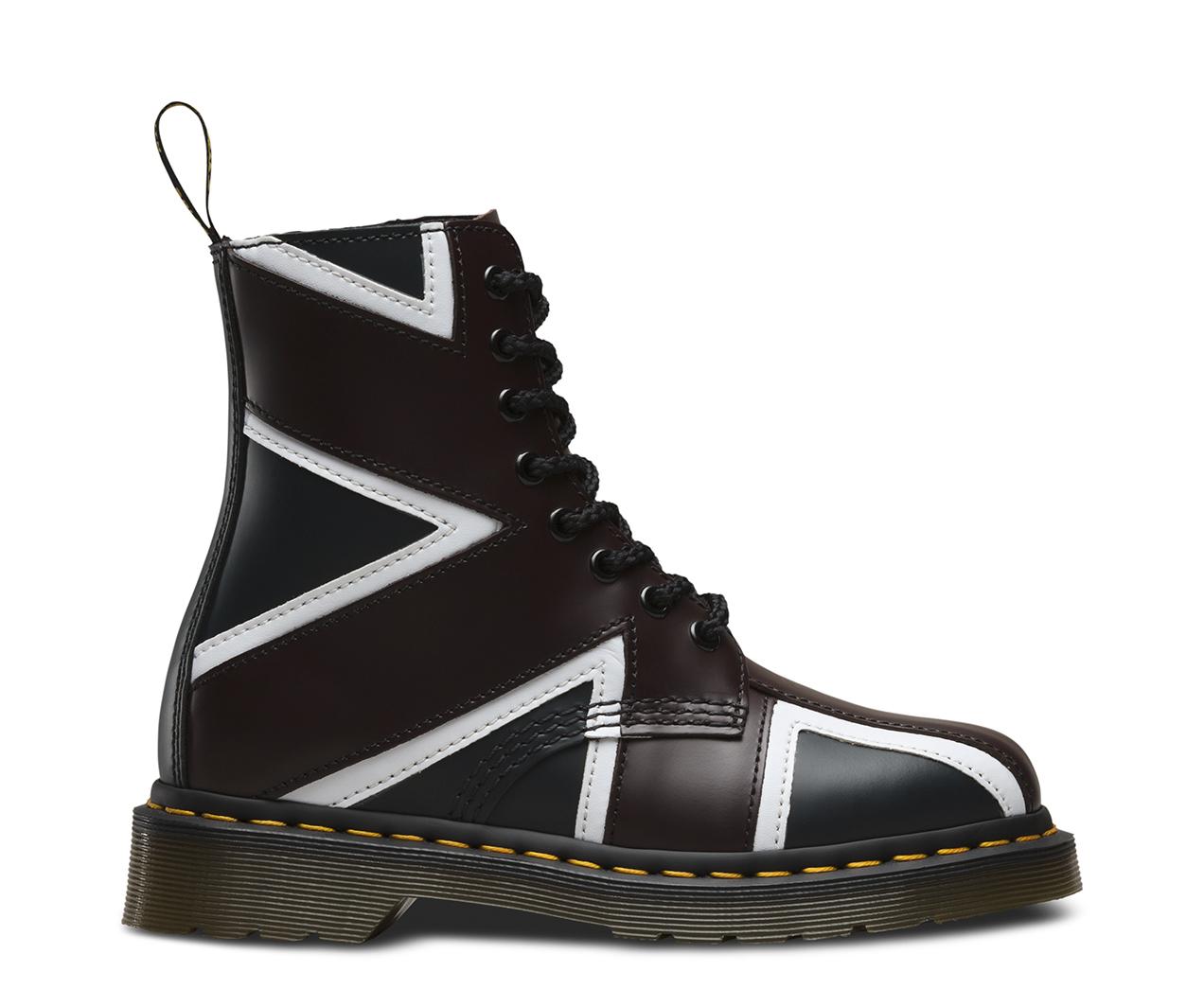 Union Jack 1460 Pascal Men S Boots Official Dr