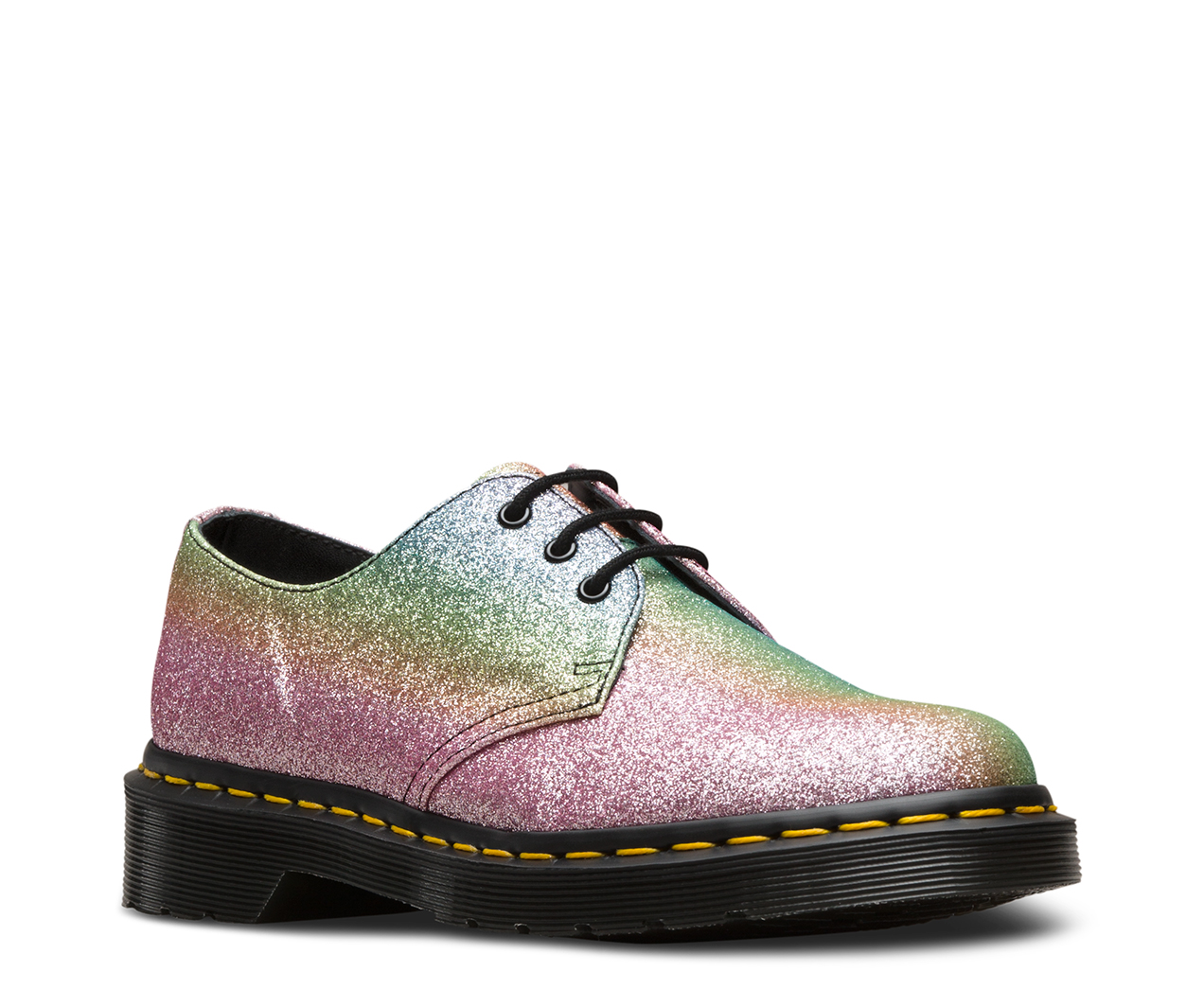 1461 Rainbow Glitter Women S Boots Amp Shoes Official Dr