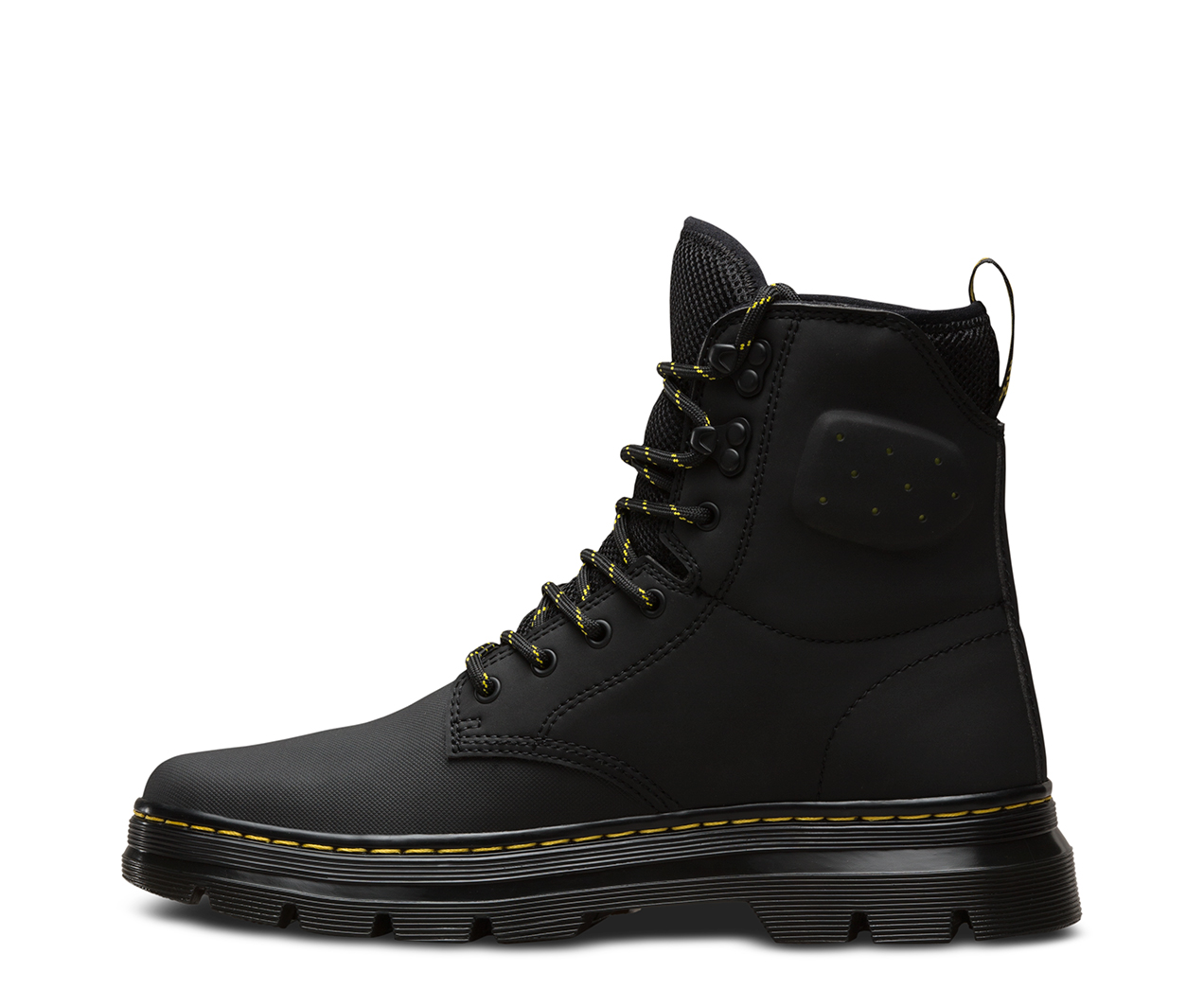 On Hot Sale Cheap For Sale Unisex Adults Quinton Black Ajax+Synthetic Nubuck Boots Dr. Martens Discount Visa Payment wa4t2vku