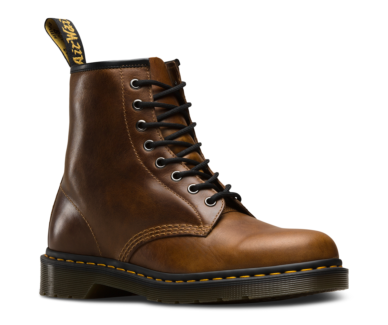 Mens Dr Martens 1460 Originals Eight Eye Lace Up Boot Outlet York Size 43