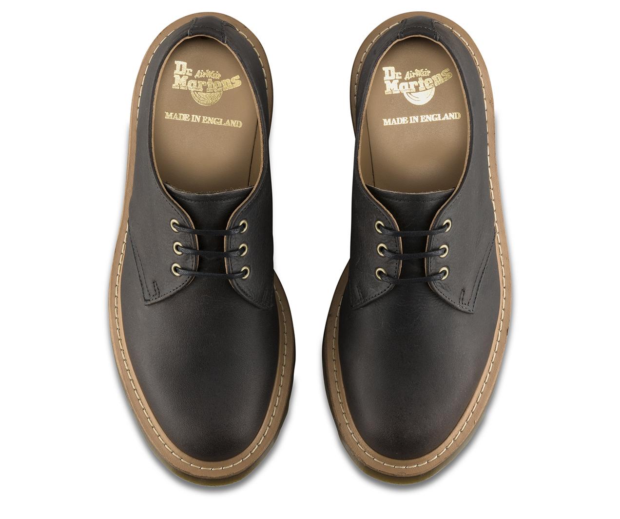 Dr Martens Mens Patent Shoes