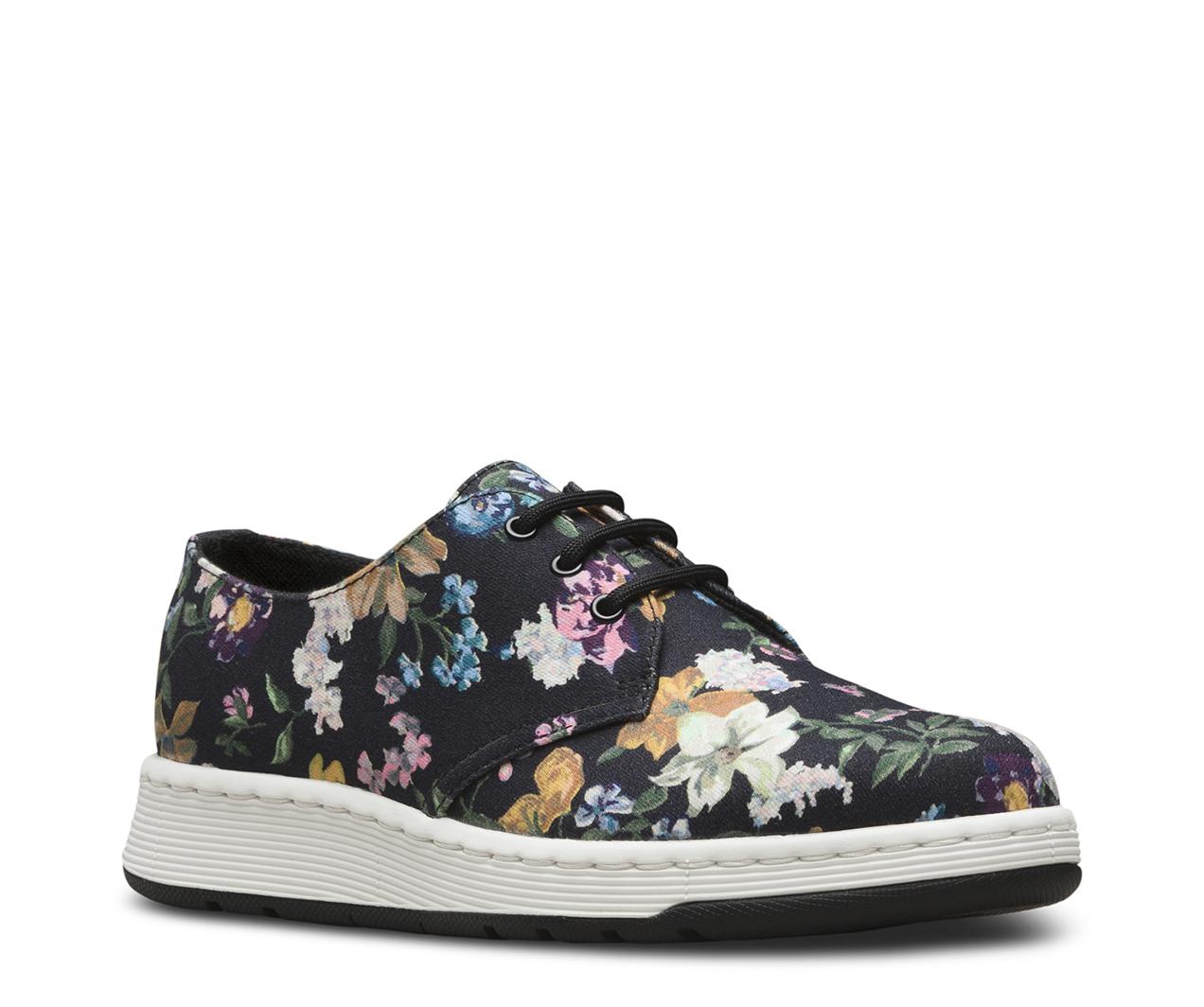 Dr. Martens Darcy Floral Cavendish 3-Eye Shoe niY1Ex
