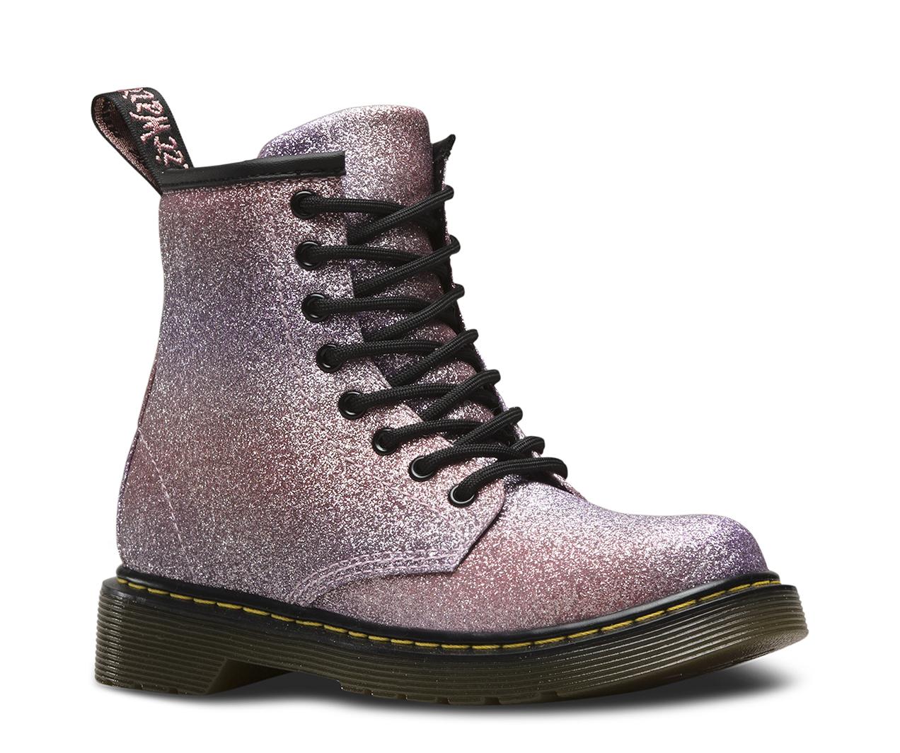 Junior Delaney Glitter Kids Boots Amp Shoes Official Dr