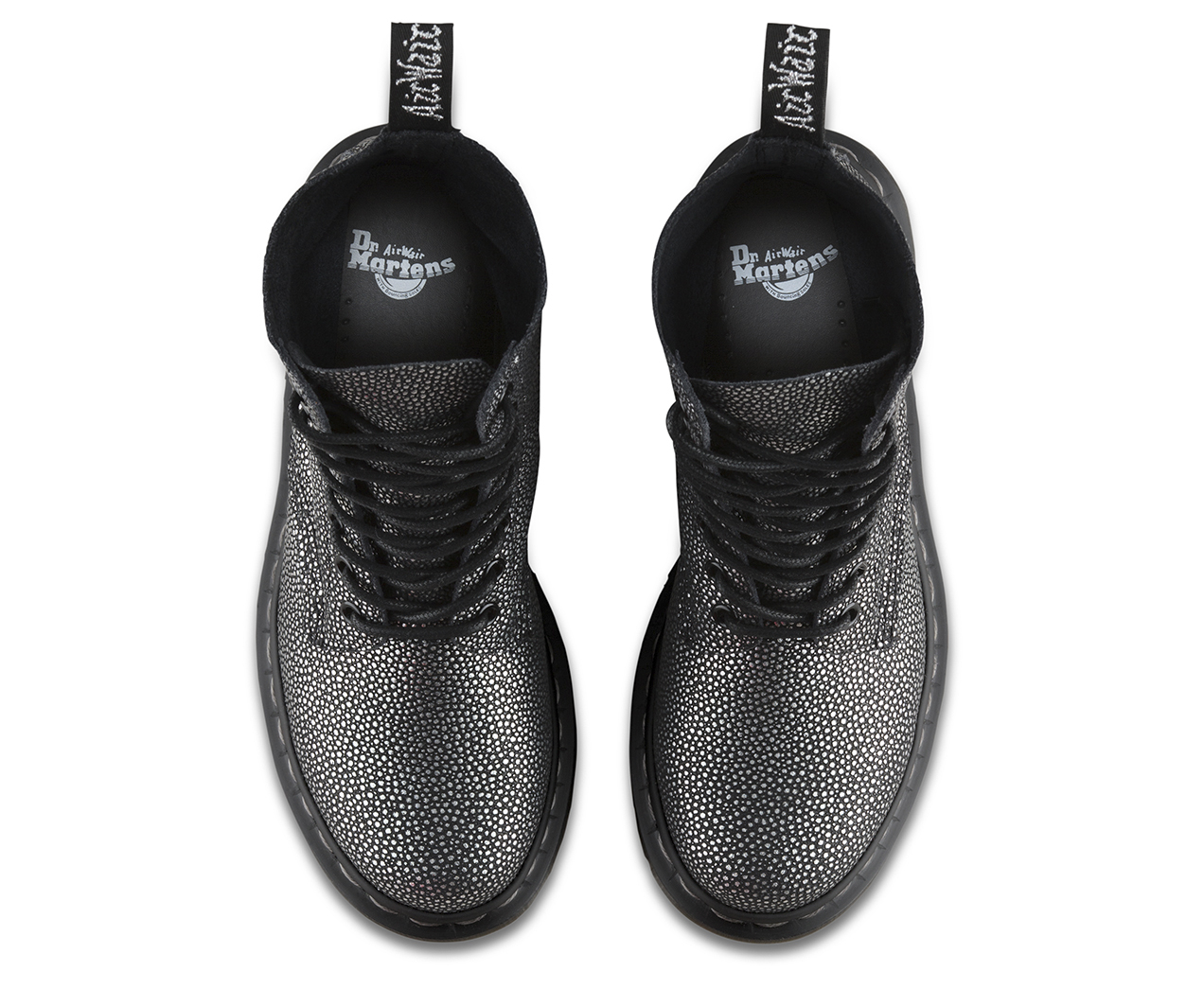 DR MARTENS METALLIC PEBBLE 1460 PASCAL