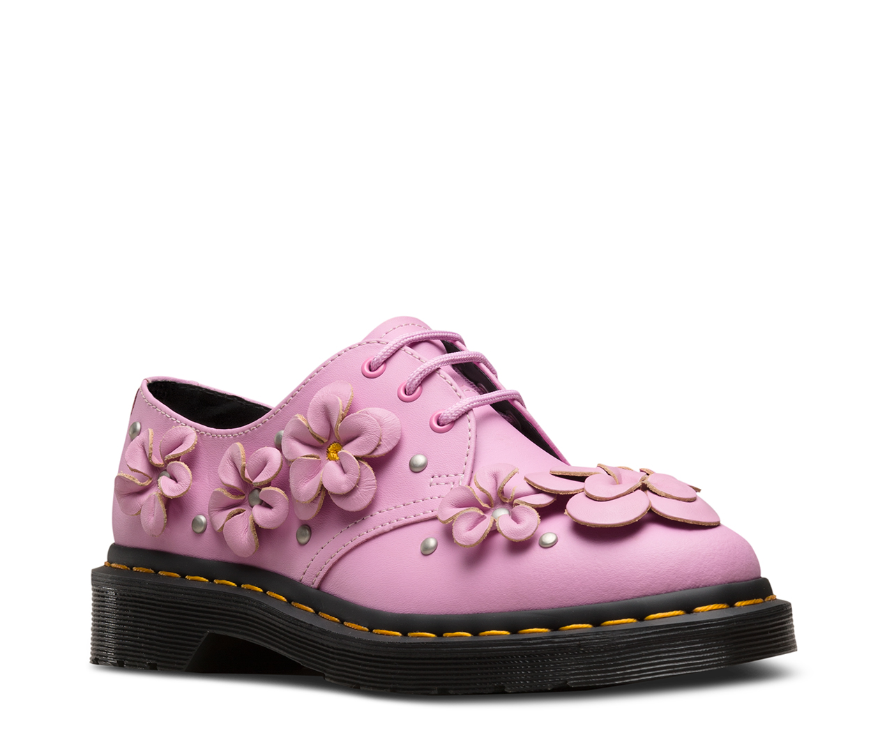 1461 flower womens boots shoes official dr martens store mightylinksfo Image collections