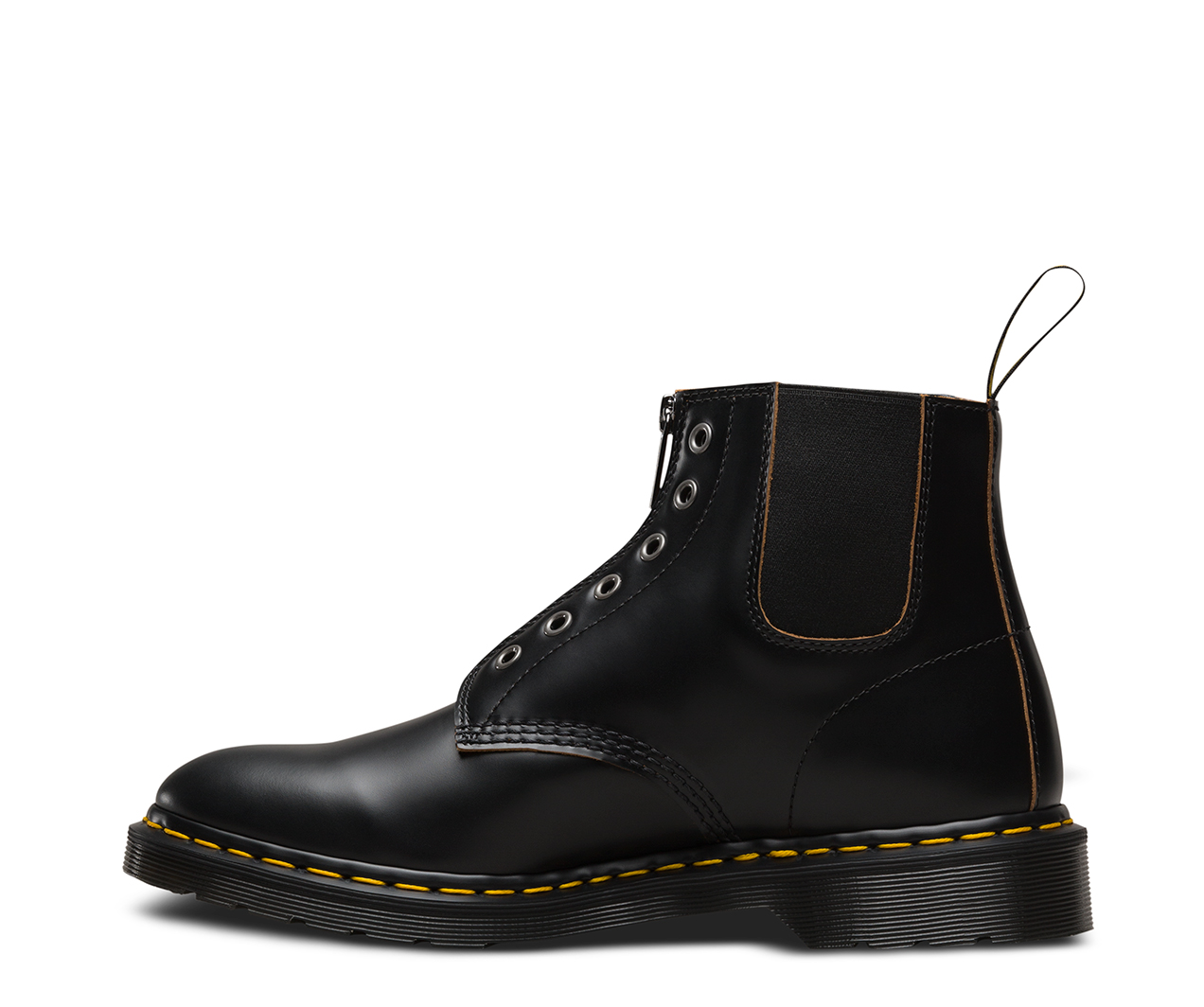 Black 101 GST Boots Dr. Martens 7G4iPV5