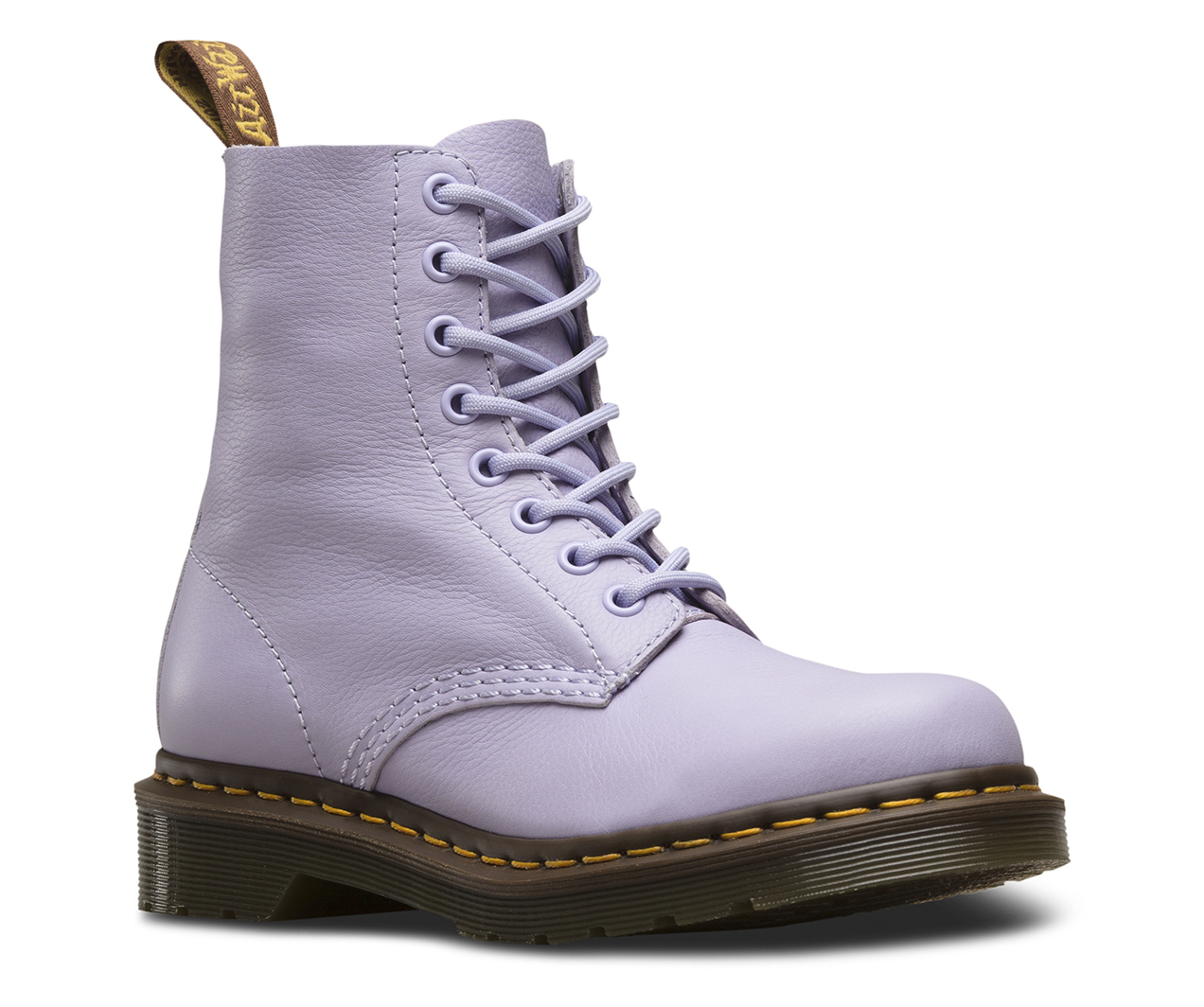 Dr. Martens Boots Pascal Boots - Purple Heather Virginia NtiC4sFT8