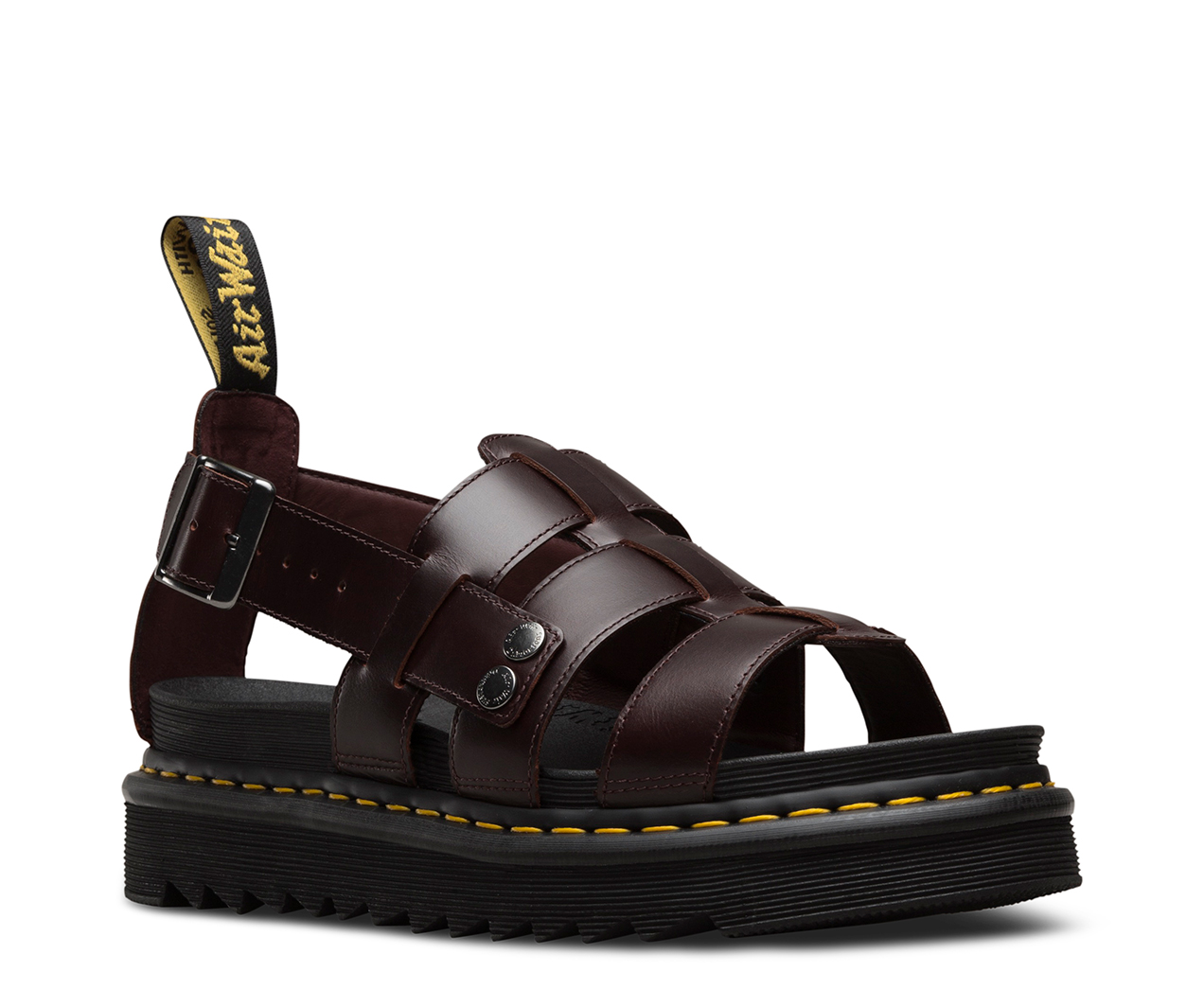 Women's Dr. Martens Heavy Duty Leather Sandals  Size 6