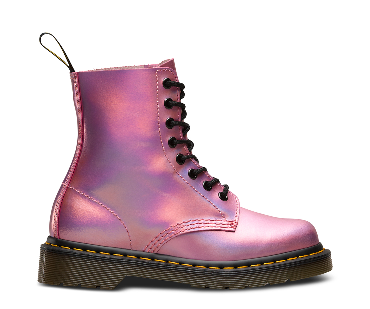 1460 Pascal Iced Metallic Women S Boots Official Dr