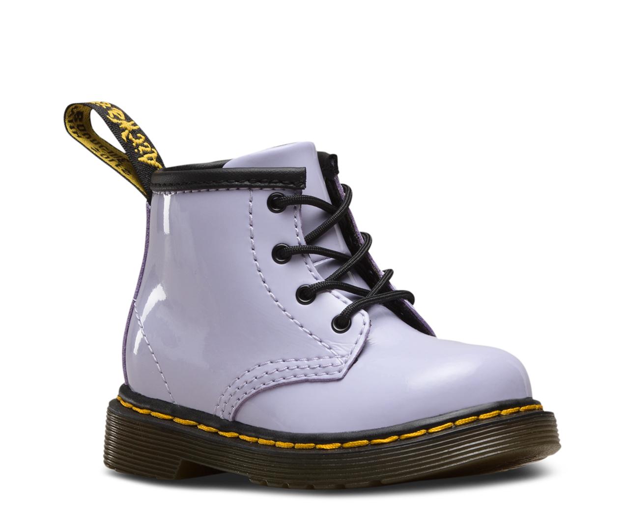 Infant 1460 Patent Kids Boots Amp Shoes Official Dr