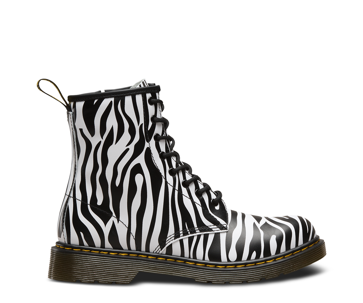 Youth 1460 Zebra
