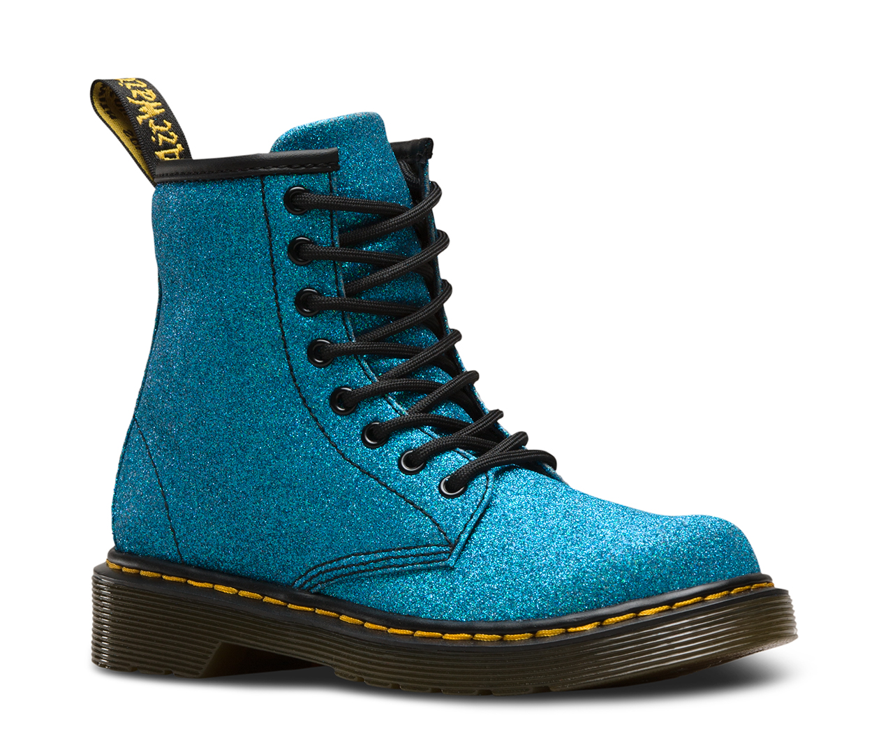 get cheap where to buy los angeles DR MARTENS Junior 1460 Glitter