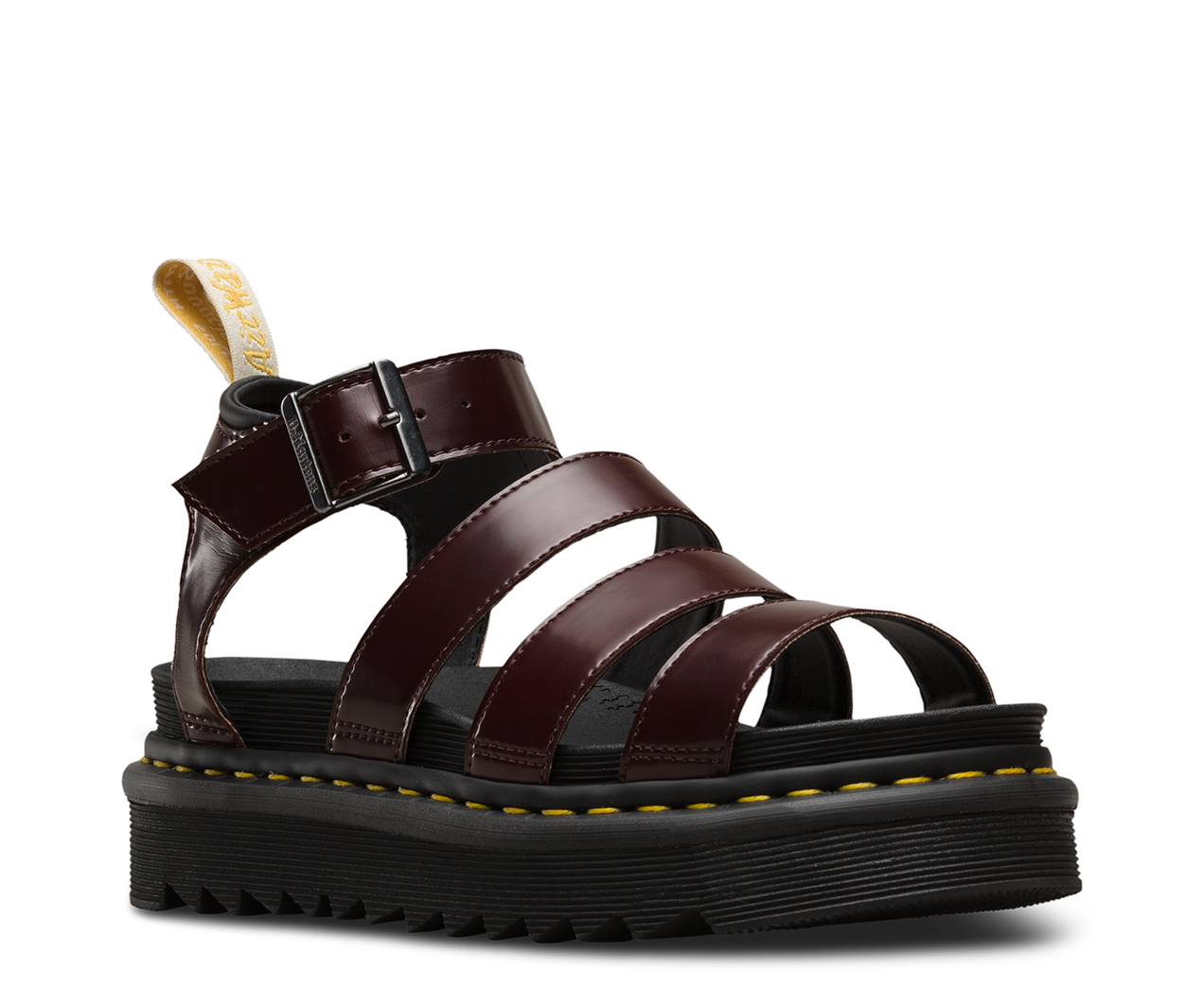 Dr. Martens Black Vegan Blaire Sandals
