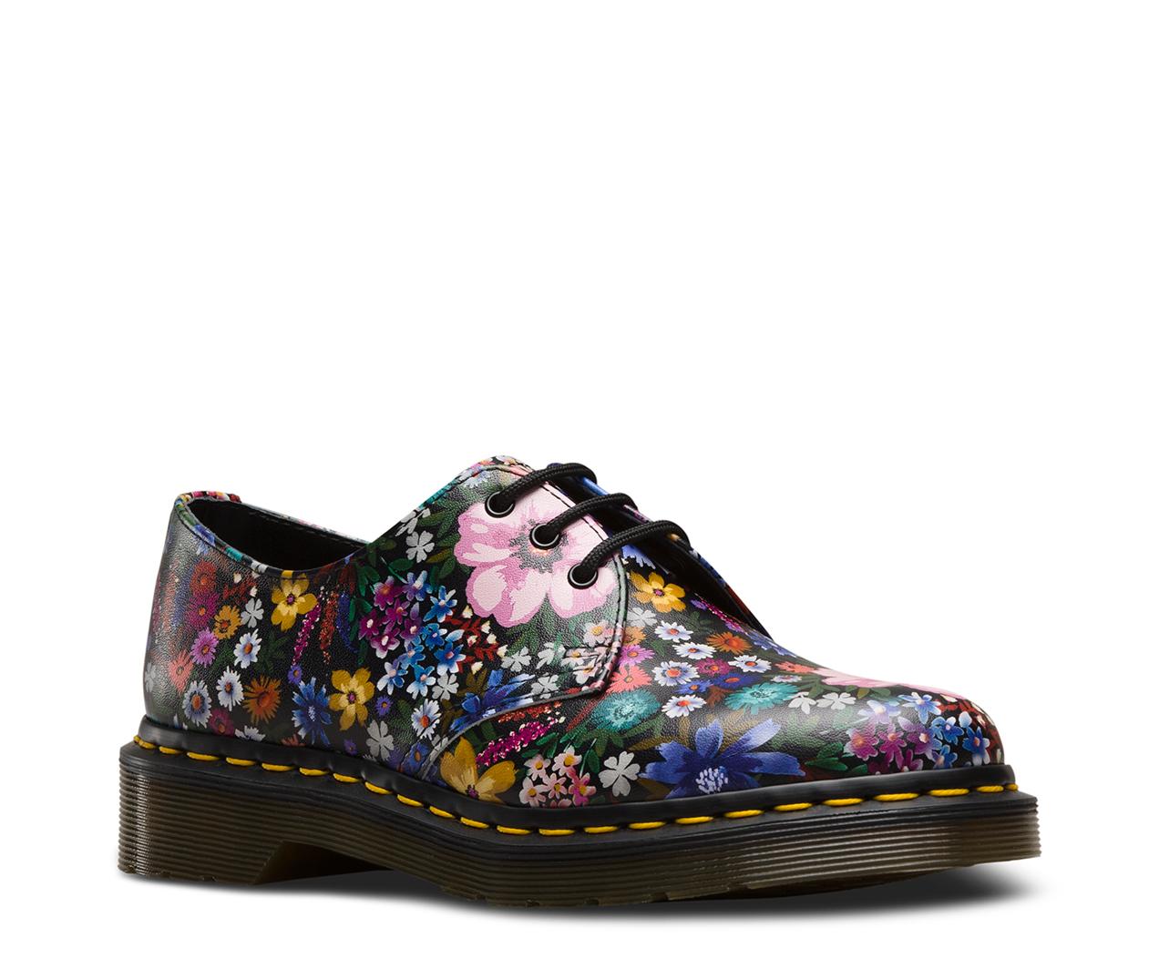 Dr.Martens Womens 8065 Wanderlust Bone Mallow Pink Leather Shoes 38 EU Mppy5P1