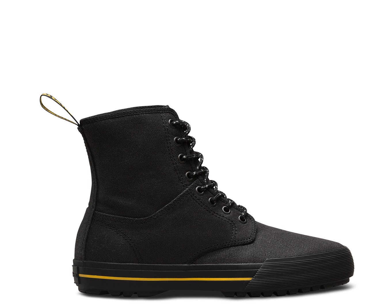 cb62524d WINSTED WAXY CANVAS | Men's Boots, Shoes & Sandals | Dr. Martens ...
