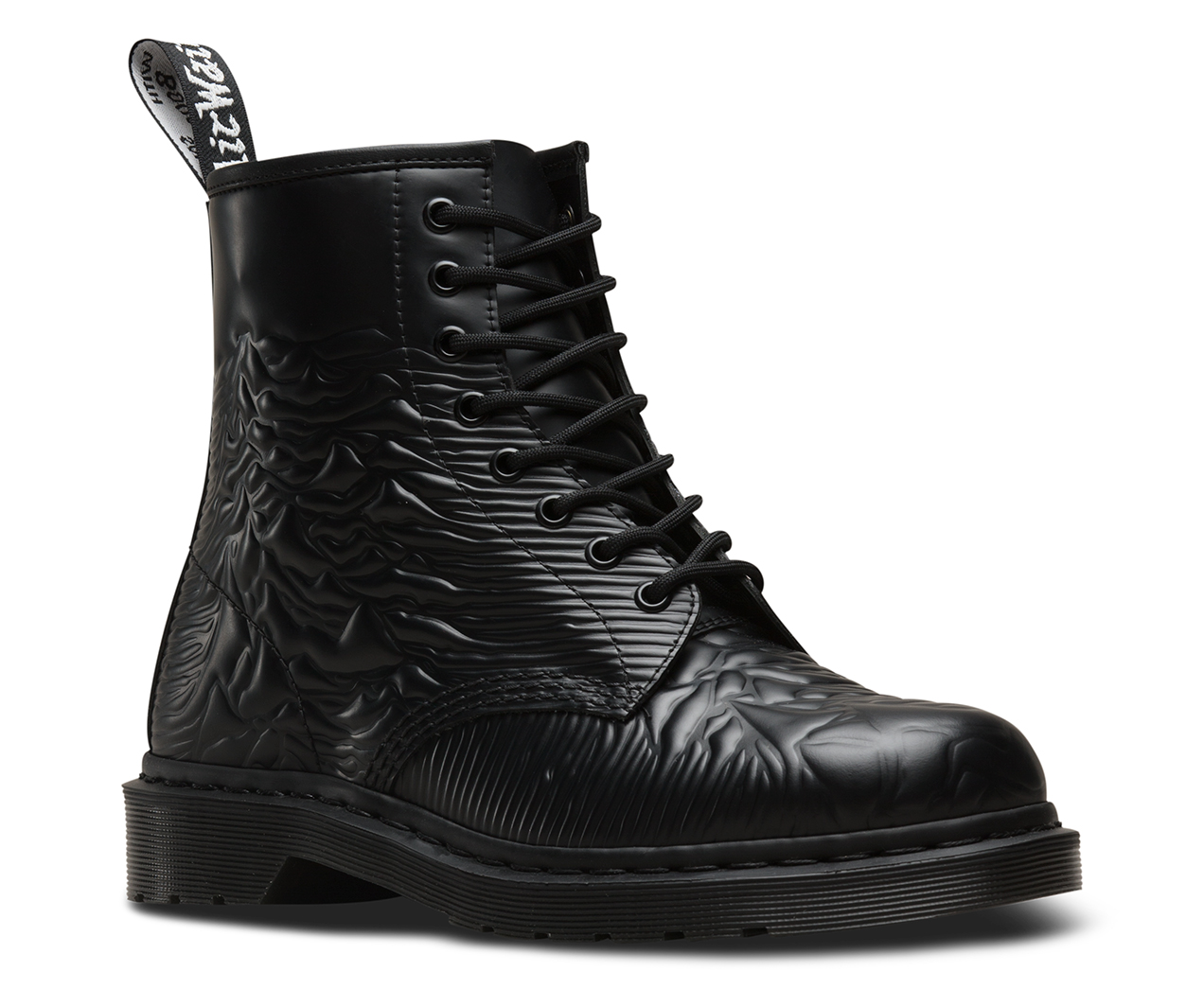 Dr. Martens 1460 Unknown Pleasures Boot CQvW4aQ4