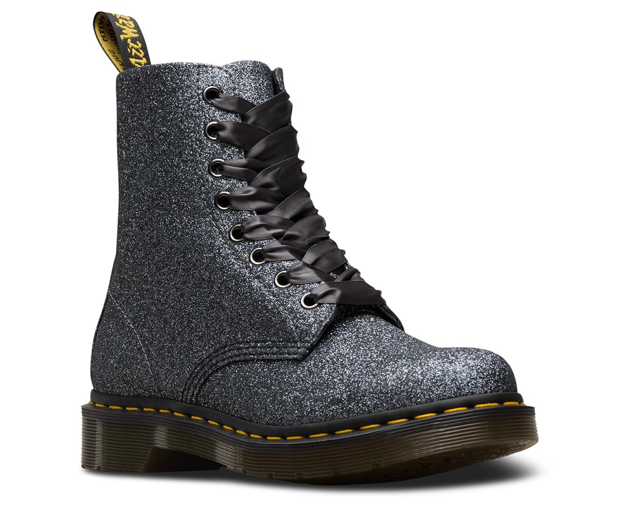d498b22998b8 1460 Pascal Fine Glitter | Glitter Shoes and Boots | Dr. Martens ...