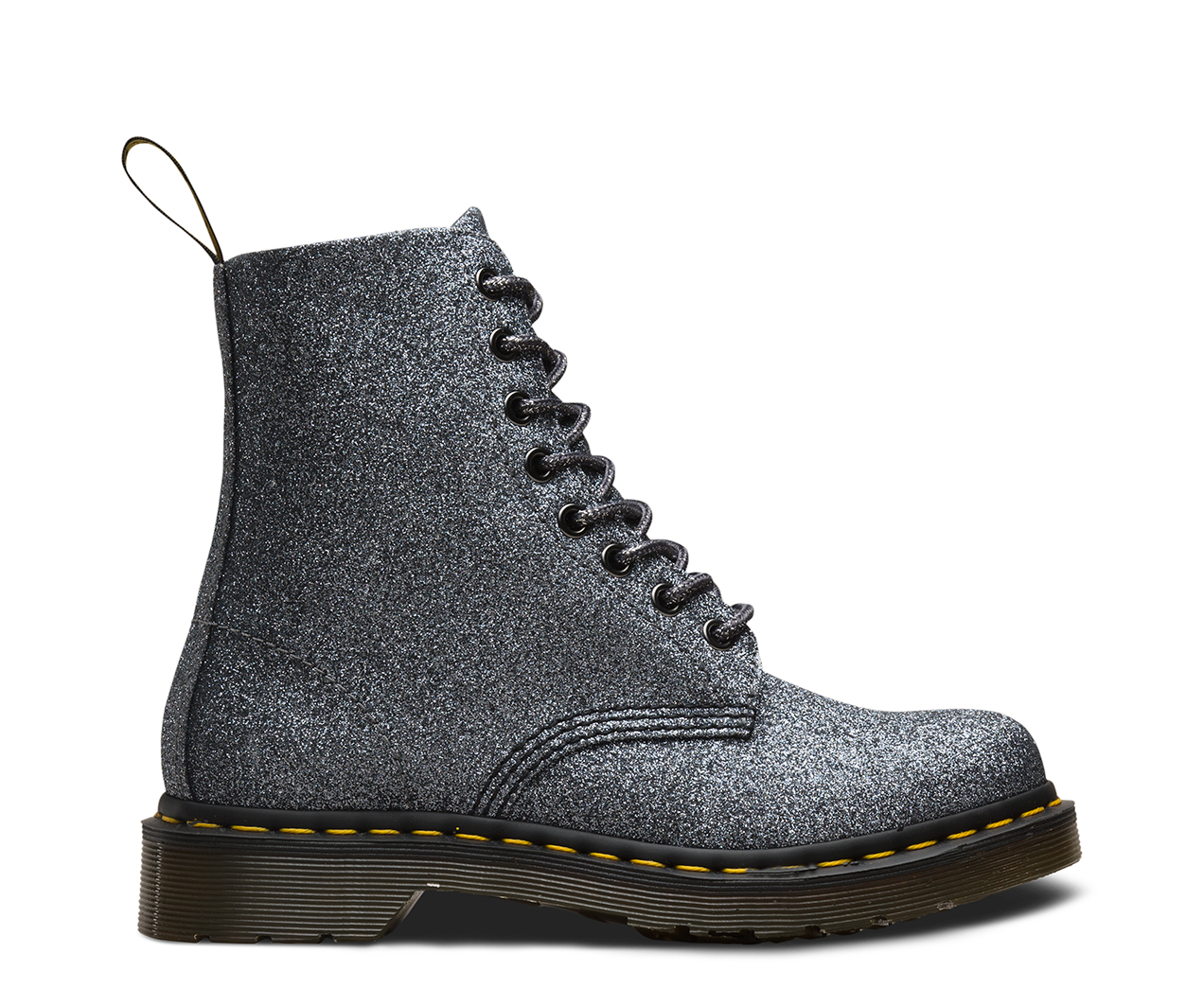 fa7a7400a0c5b 1460 Pascal Fine Glitter | Glitter Shoes and Boots | Dr. Martens ...