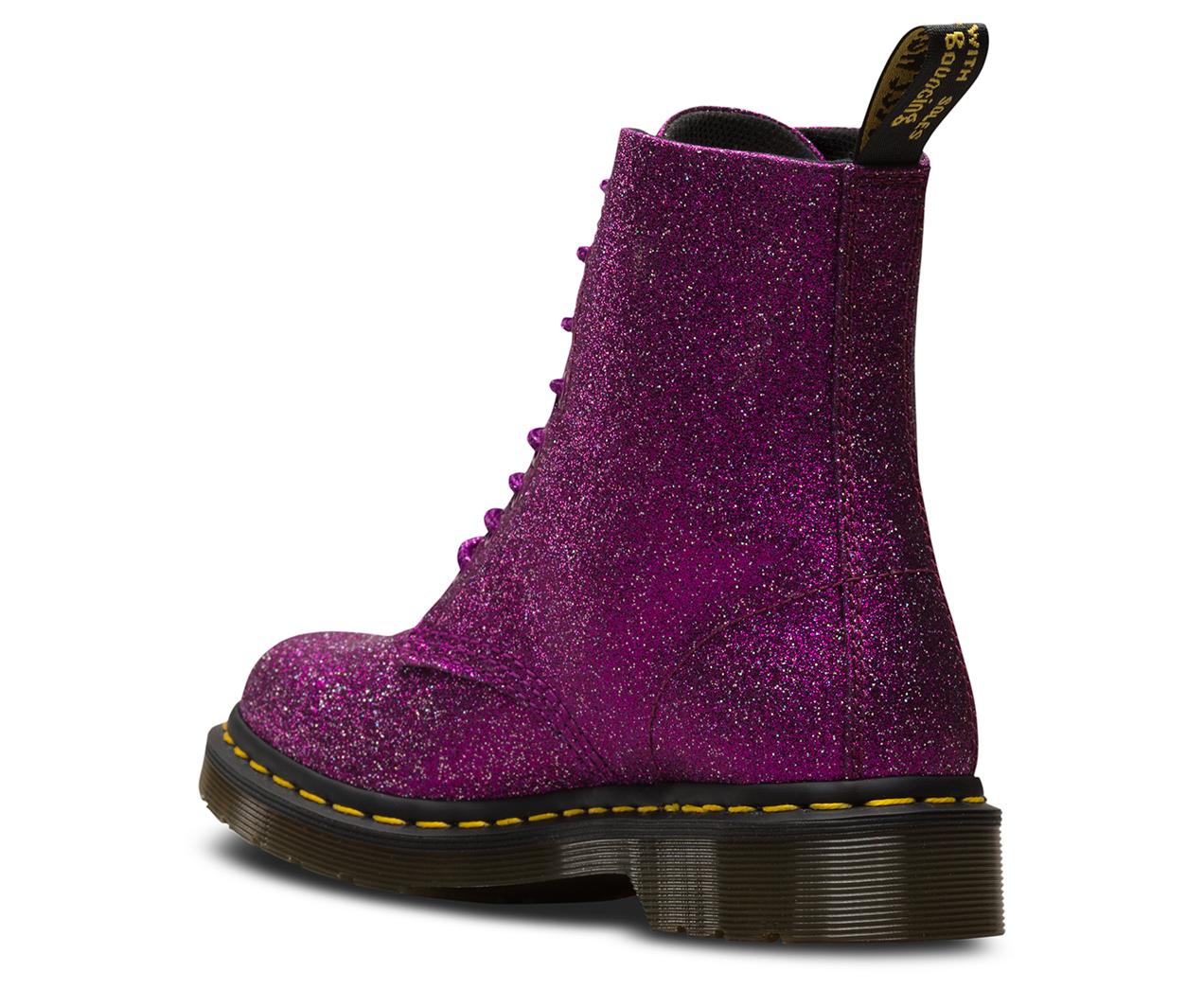 d6440a668a36 1460 PASCAL FINE GLITTER | Women's Boots, Shoes & Sandals | Dr ...