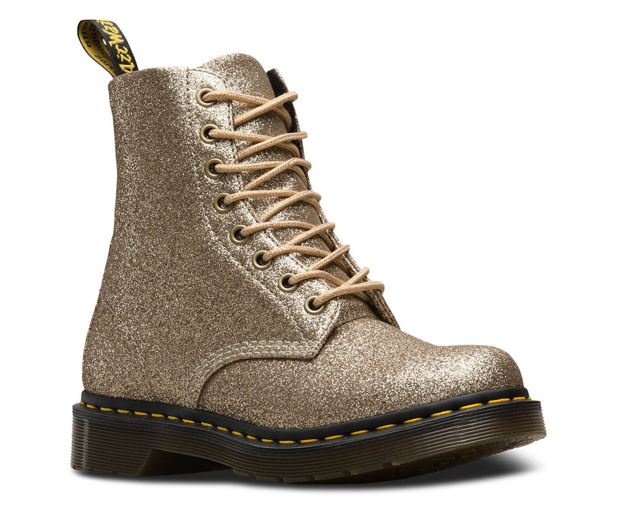 93e6803de559 1460 PASCAL FINE GLITTER | Women's Boots | Dr. Martens Official