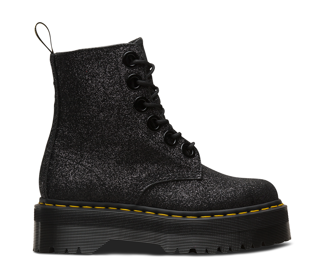 Molly Glitter Women S Boots The Official Us Dr Martens