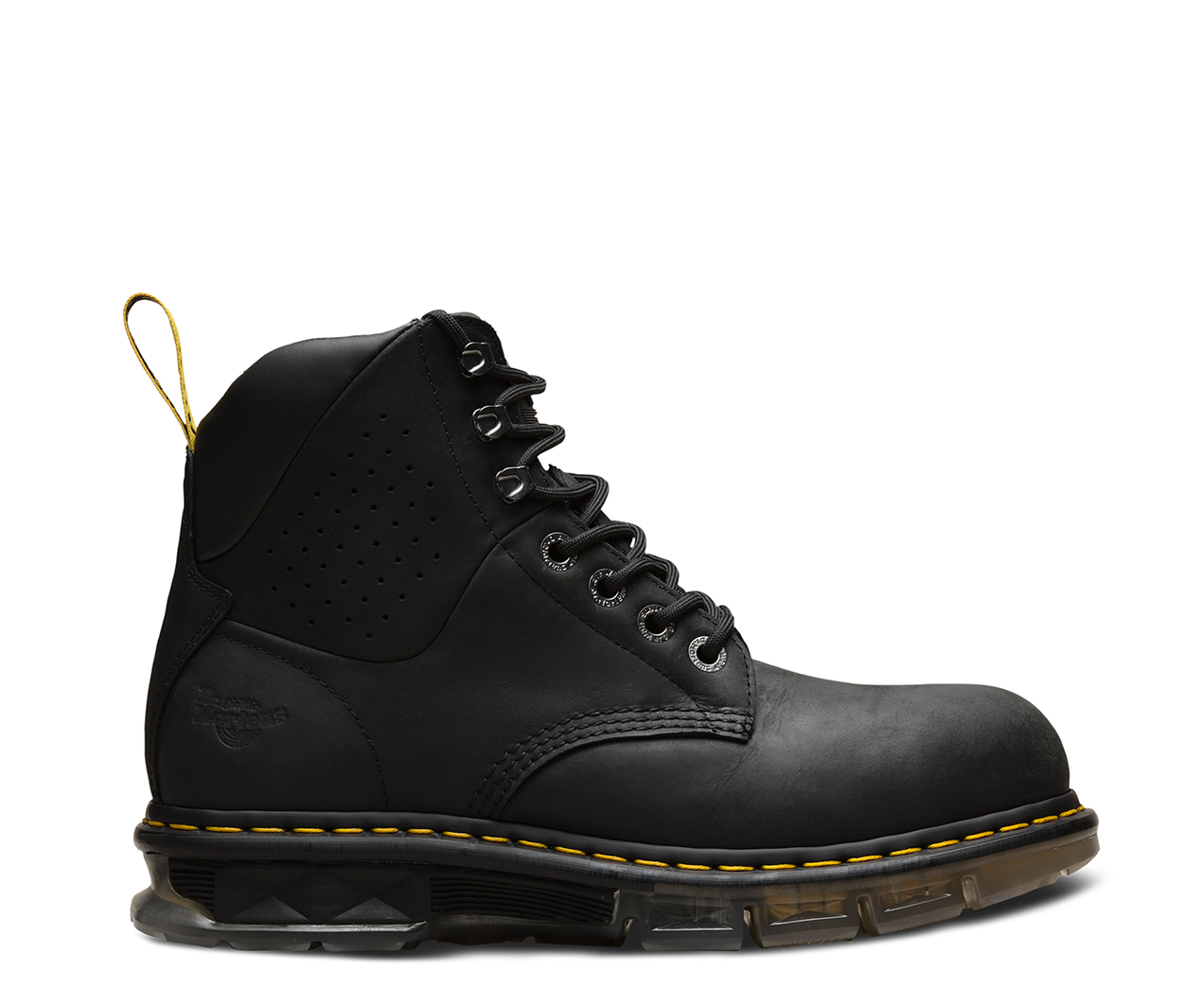 BRITTON STEEL TOE BLACK