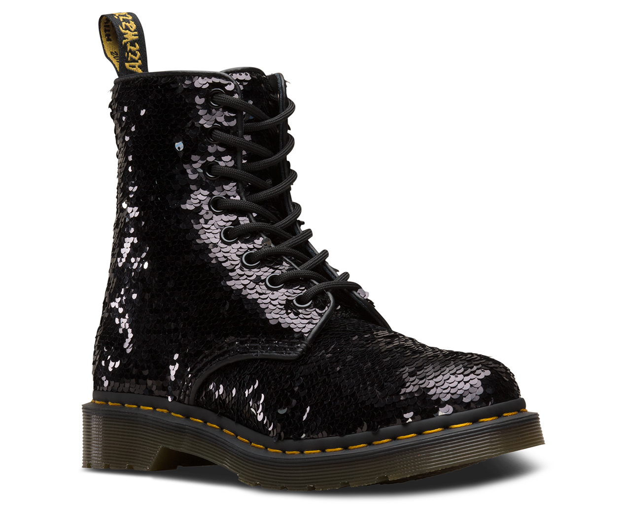 1460 Pascal Sequin Party Shoes Boots The Official Us Dr