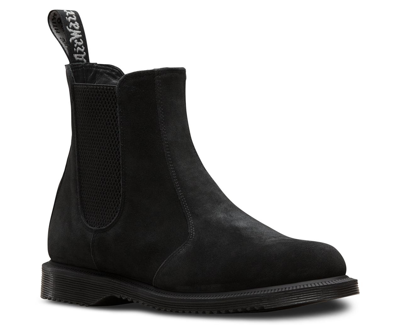 11626c7ff1f FLORA SUEDE | Women's Boots | Dr. Martens Official