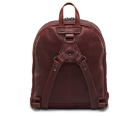 Small Slouch Backpack OXBLOOD AB024601