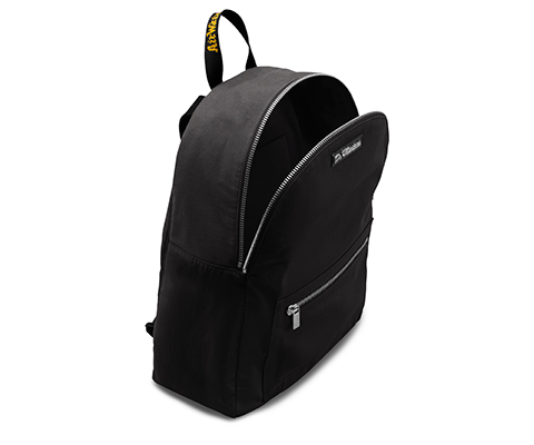 Fabric Backpack BLACK AB033002