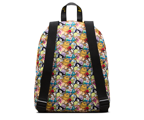 Adventure Time Canvas Backpack