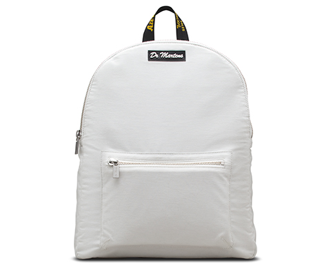 Fabric Backpack WHITE AB033100