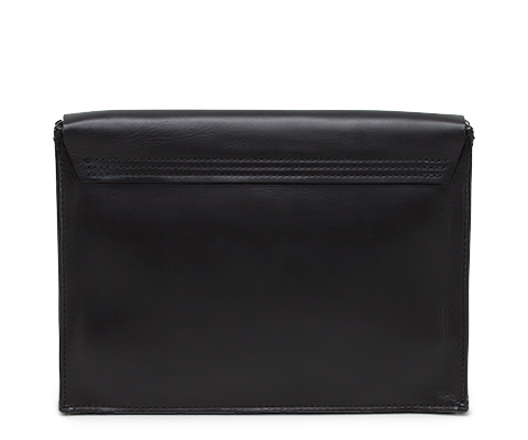 Fringe Clutch BLACK AB034001