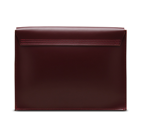 Fringe Clutch CHERRY RED AB034601
