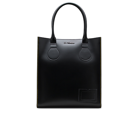 Original Tote with Zip BLACK AB044001
