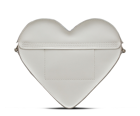 Love Heart Bag WHITE AB047100