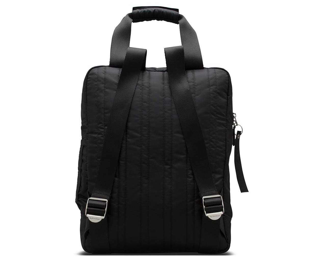 2ade0db8dc60 Large Black Nylon Backpack- Fenix Toulouse Handball