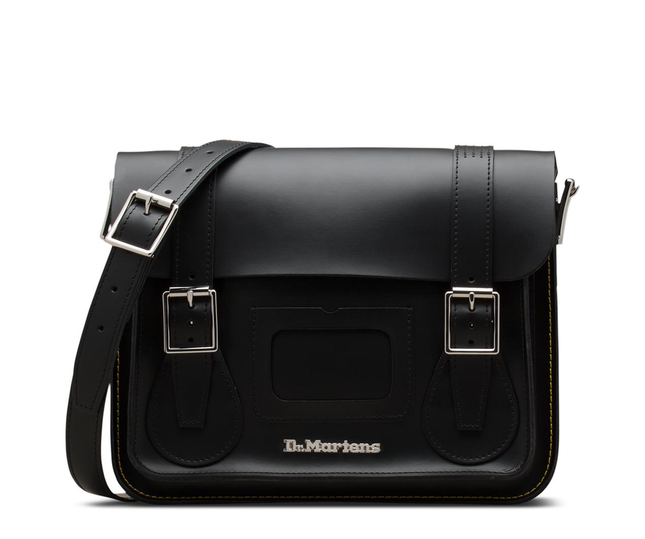 4a99db735 13 inch LEATHER SATCHEL | Bags & Satchels | Dr. Martens Official Site