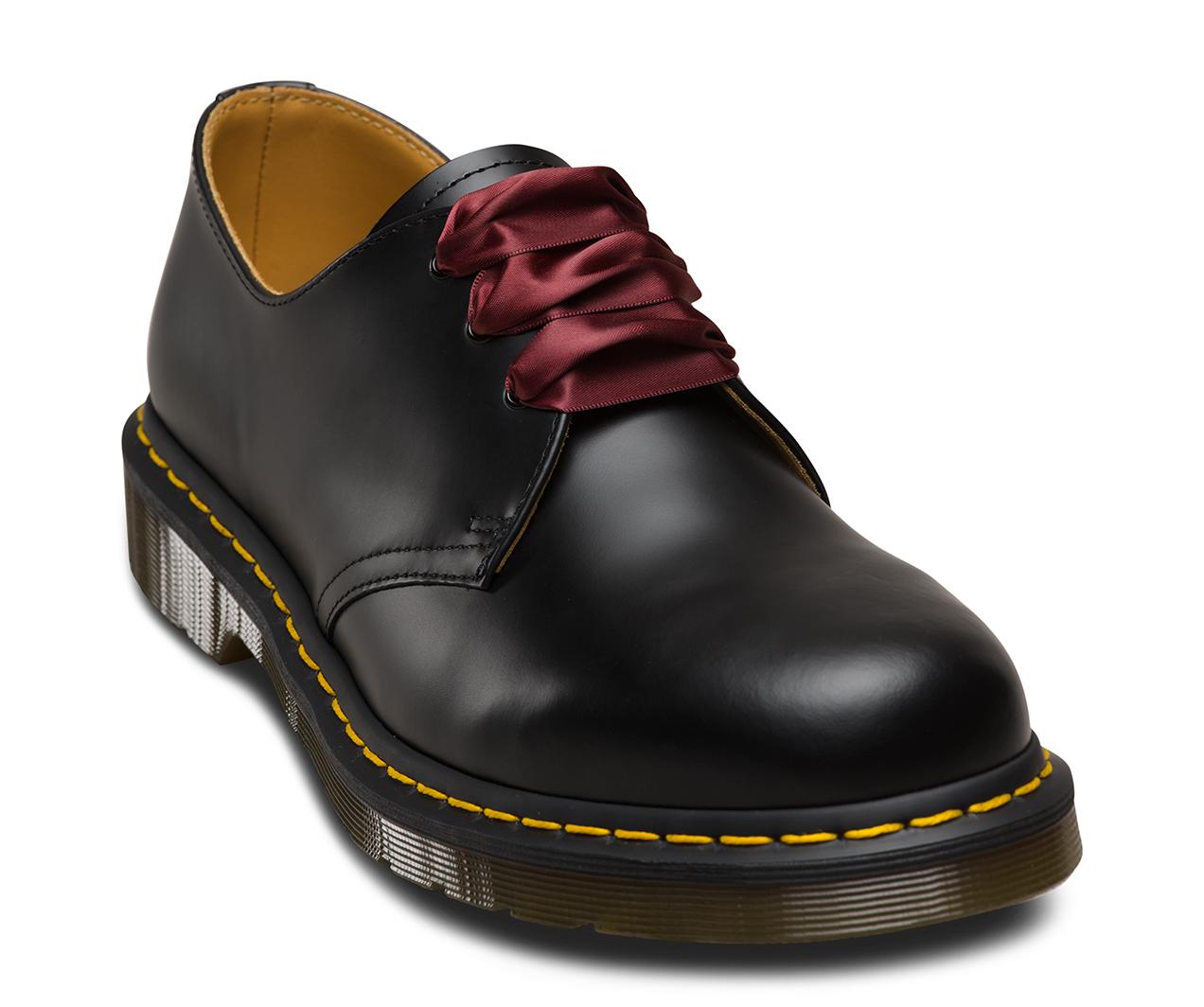 a9d5d07926052 OXBLOOD RIBBON LACE 3 EYE EA | Shoe Care and Laces | Dr. Martens ...