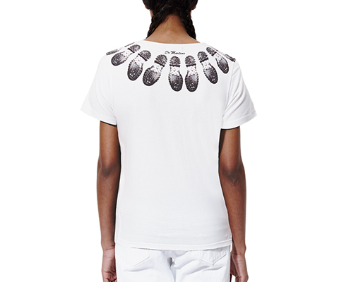 Unisex Tread T-Shirt WHITE AC477100