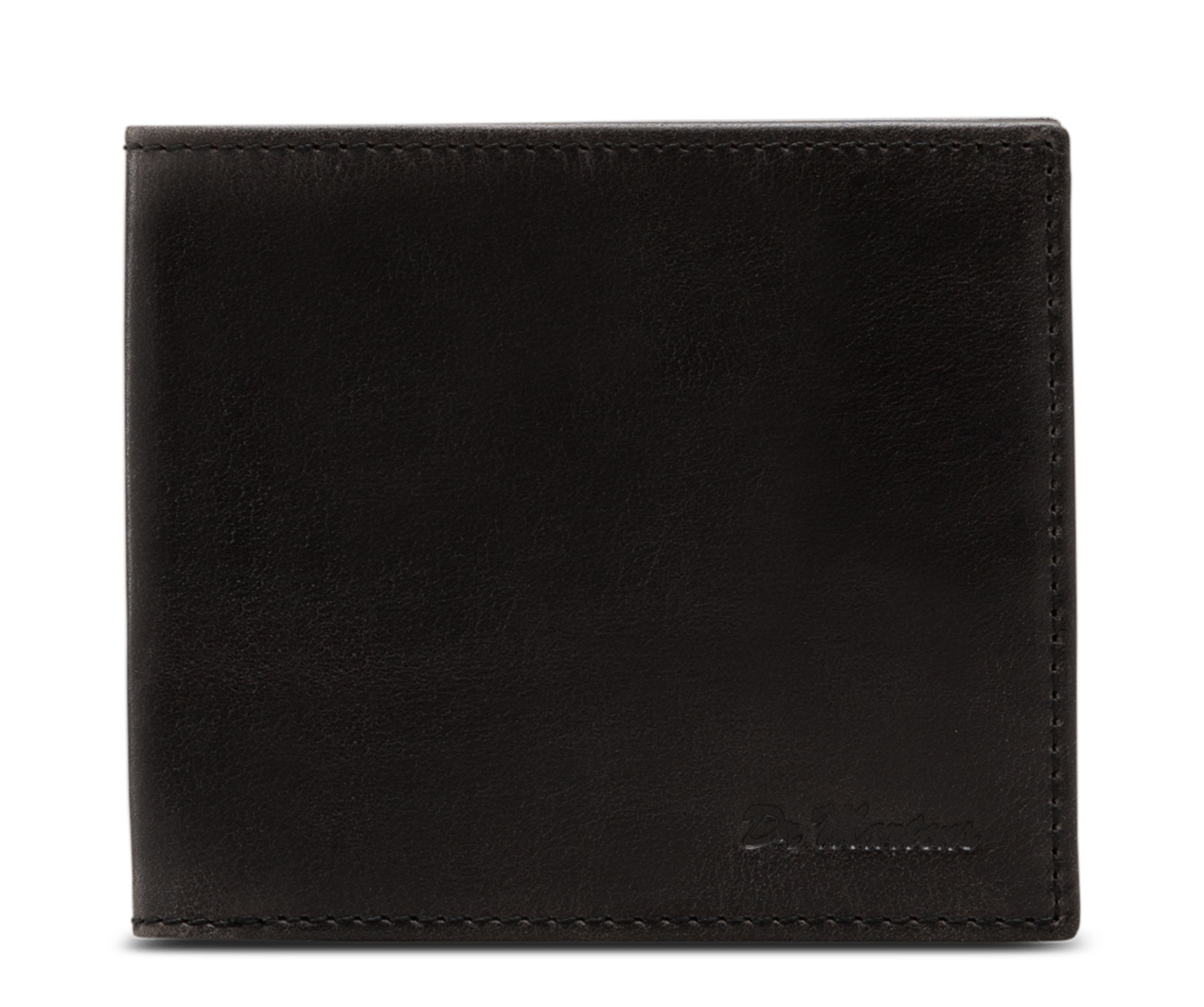 Orleans Leather Fold Wallet by Dr. Martens